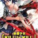 DVD ANIME KILL LA KILL Vol.1-24End Complete TV Series