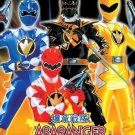 DVD ABARANGER ABARENZYA Vol.1-50End Complete TV Series