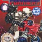 DVD ANIME TRANSFORMERS Vol.1-98End Season 1,2,3,4 + Movie Box Set English Audio