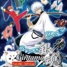 DVD ANIME GINTAMA Vol.186-265End Gin Tama Silver Soul