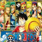 DVD ANIME ONE PIECE Vol.524-547 Box Set Wan Pisu Pirate King