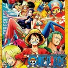 DVD ANIME ONE PIECE Vol.548-571 Box Set Wan Pisu Pirate King