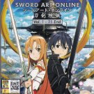DVD ANIME SWORD ART ONLINE Vol.1-25End + Soundtrack CD