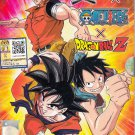 DVD ANIME TORIKO X ONE PIECE X DRAGONBALL Z
