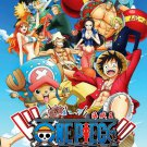 DVD ANIME ONE PIECE Vol.620-643 Box Set Wan Pisu Pirate King