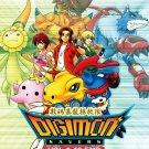 DVD ANIME DIGIMON SAVERS Vol.1-48End Digimon Data Squad Region All Free Shipping