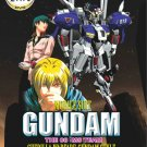 DVD ANIME MOBILE SUIT GUNDAM 08th MS TEAM Guerilla Warfare Gundam Style English