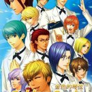 DVD ANIME LA CORDA D'ORO GOLDEN CORDA Season 1-3 Vol.1-39End Free Shipping