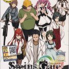 DVD ANIME STEINS GATE Vol.1-24End Complete TV Series