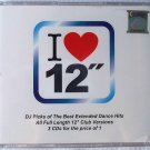 "12"" CLUB VERSIONS DJ Pick Extended Dance Hits 3CD NEW DJ Aligator Italoborthers"