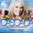 CASCADA Complete Albums Collection Limited 4CD Edition All US UK Album Releases