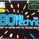 80's Techno Dance 2CD NEW Manian 89ers T'Pau DJ Bobo Laura Branigan Bananarama