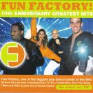 FUN FACTORY 10th Anniversary Greatest Hits Bonus Tracks CD NEW Asia Edition RARE