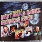 Best 80's Dance DJ Remix 3CD Global Deejays Cascada Lazard Royal Gigolos Manian