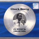 CHUCK BERRY Platinum Collection Best of CD Biography Lyric Booklet HDCD Remaster