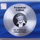 FRANKIE LAINE Platinum Collection Greatest Hits CD Bio Lyric Booklet Remastered