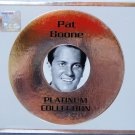 PAT BOONE Platinum Collection Greatest Hit CD NEW Biography Lyric Booklet HDCD