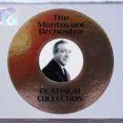 THE MANTOVANI ORCHESTRA Platinum Collection Best of CD Biography Booklet HDCD