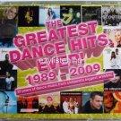 THE GREATEST DANCE HITS EVER 1989-2009 3CD NEW ATB Gigi D'Agostino Cascada DJ