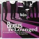 CD APPLE PIES Beatles Relounged Fab Four Jazz Lounge Music Free Shipping