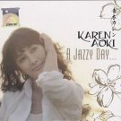 KAREN AOKI A Jazzy Day Best of Jazz 2CD NEW Malaysia Edition HDCD Remastered