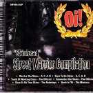 Skinhead Street Warrior Compilation CD NEW A.C.A.B. Official Rudeboys Maniacs
