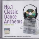 No.1 Classic Dance Anthems 2CD NEW Fragma DJ Bobo Sash Scooter Floorfilla ATB