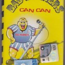 CASSETTE NEW BAD MANNERS Can Can Ska Music Malaysia Release