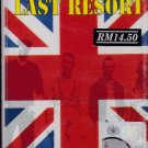 CASSETTE NEW THE LAST RESORT Violence In Our Minds Punk Rock Oi Music Malaysia