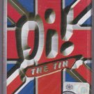 CASSETTE NEW Oi! The Tin Skinhead Music Malaysia Release Cookney Rejects England