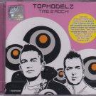 TOPMODELZ Time 2 Rock German Chart Dance Hit Pulsedriver Franky Tunes Mega Rare