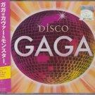 LADY GAGA Disco Gaga CD NEW OBi Strip Greatest Hits In Dance Malaysia Edition