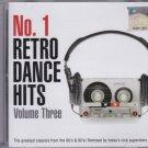 No.1 RETRO DANCE HITS V.3 2CD 80s 90s Classics Remixed Global Deejays DJ Lhasa