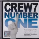 CREW 7 Number One Greatest Hits DJ Club Dance Remix CD Iron Man Free Shipping