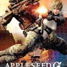 DVD ANIME APPLESEED ALPHA Movie Project Alpha Region All English Audio