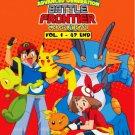 DVD ANIME POKEMON Advanced Generation Battle Frontier Vol.1-47End Region All