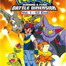 DVD ANIME POKEMON Diamond And Pearl Battle Dimension Vol.1-52End Region All