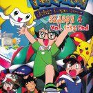 DVD ANIME POKEMON Johto League Champions Season 4 V.1-52 English Audio Region 0