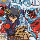 DVD JAPANESE ANIME YU-GI-OH 5D's Vol.1-154End Game King 5D's Box Set English Sub