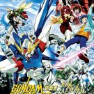 DVD ANIME GUNDAM BUILD FIGHTERS Vol.1-26End Region All Free Shipping English Sub