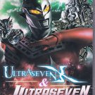 DVD ULTRAMAN ULTRASEVEN X + ULTRASEVEN EVOLUTION TV Series Region All Free Ship