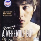 DVD KOREA MOVIE A Werewolf Boy 狼少年宋仲基Song Joong-Ki 朴宝英Park Bo-young English Sub