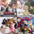 DVD ANIME TSUBASA RESERVOIR CHRONICLE Vol.1-52End + 2 OVA + Movie Region All
