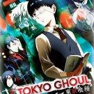 DVD ANIME TOKYO GHOUL Season 1 Vol.1-12End Region All English Sub