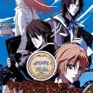 DVD ANIME BETRAYAL KNOWS MY NAME Uragiri wa Boku no Namae O Shitteiru Vol.1-24End