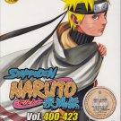 DVD ANIME NARUTO SHIPPUDEN Vol.400-423 Box Set 24 Episode 4DVD