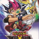 DVD ANIME YU-GI-OH! ZEXAL Vol.1-73 Complete TV Series Region All Free Shipping