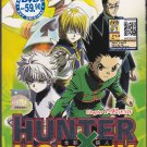 DVD ANIME HUNTER X HUNTER Vol.1-62End + 3 OVA Vol.1-24End Greed Island Region 0