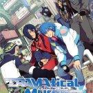 DVD ANIME DRAMAtical Murder Vol.1-12End Region All English Sub Free Shipping