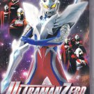 DVD ULTRAMAN ZERO Collection Side Story + ULTRAMAN SAGA Movie Region 0 English